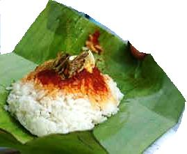 Nasi Kucing (Sego Kucing)
