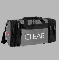 Hadiah Tas Travel Clear